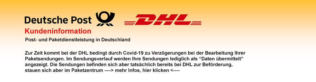 DHL Covid-19
