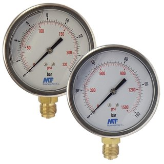 Manometer 100mm