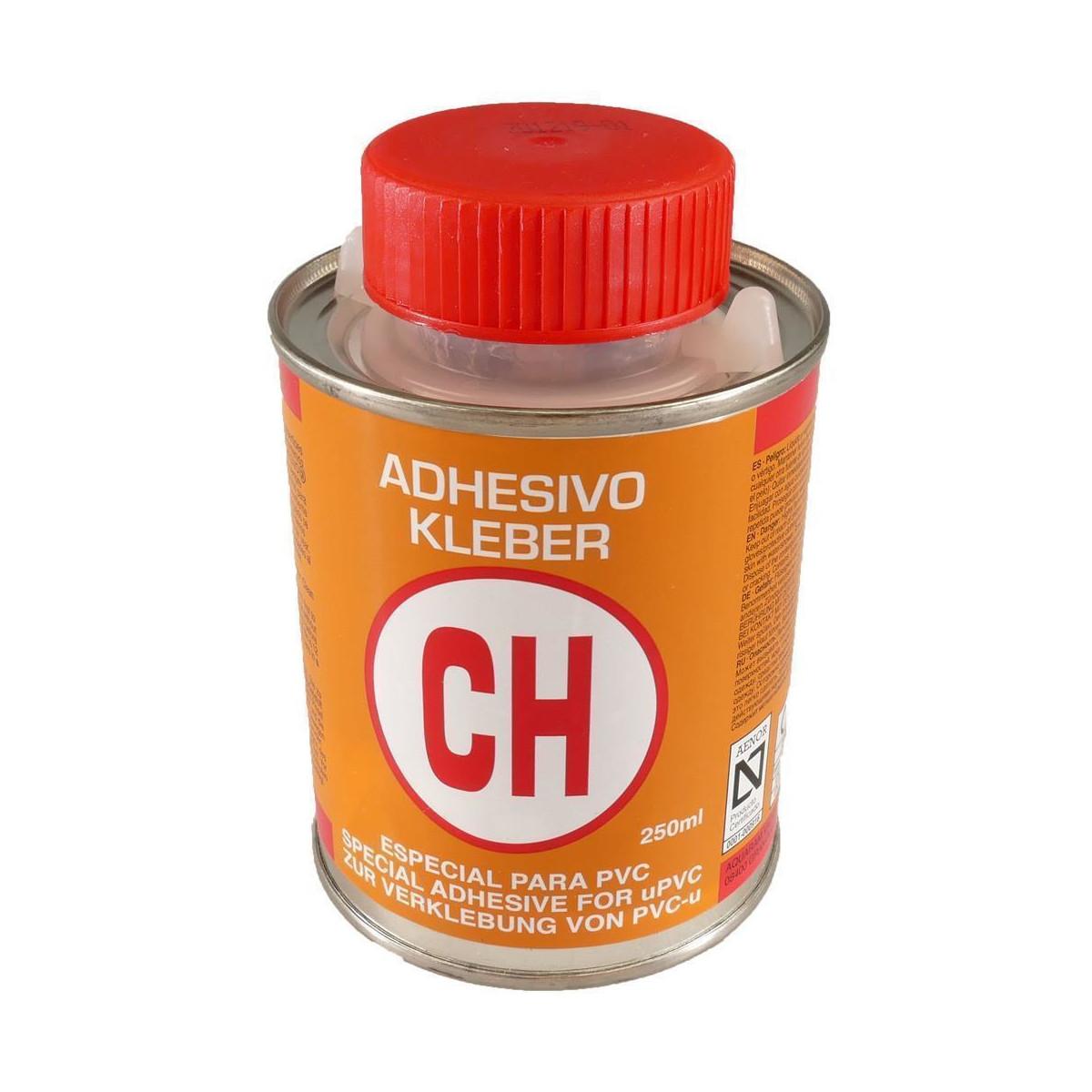 PVC Kleber 250ml CH Aquaram Dose (inkl. Pinsel)