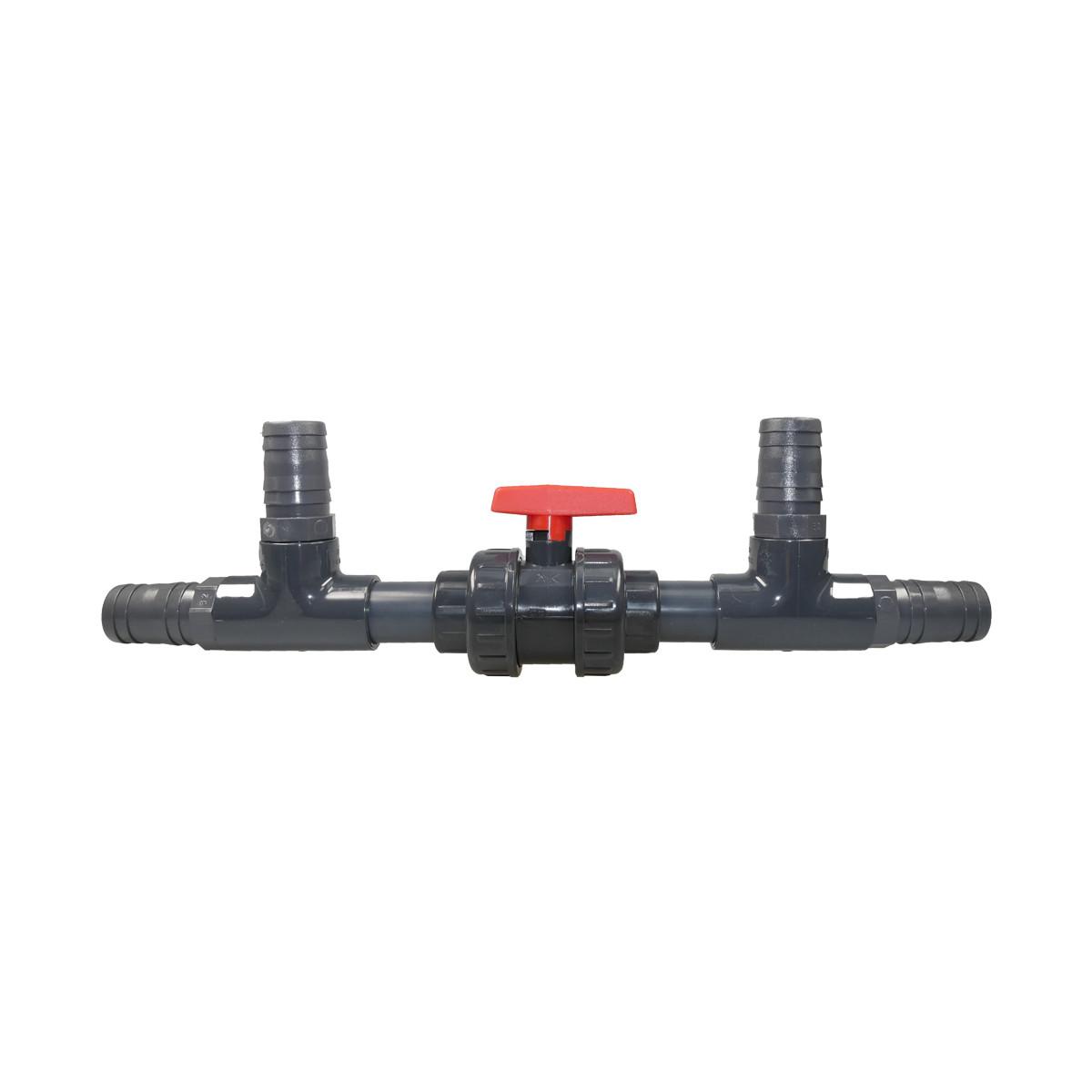 RST-VERSAND (Eigenmarke) Poolheizung Bypass Standard 32 x 32 mm