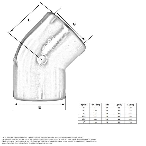 genug winkel 45 grad ao51 kyushucon. Black Bedroom Furniture Sets. Home Design Ideas